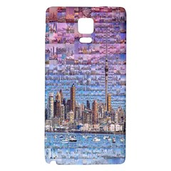 Auckland Travel Galaxy Note 4 Back Case