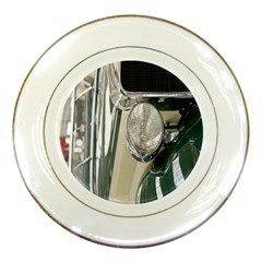 Auto Automotive Classic Spotlight Porcelain Plates