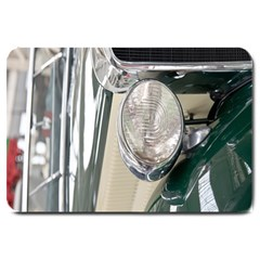 Auto Automotive Classic Spotlight Large Doormat