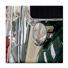 Auto Automotive Classic Spotlight Face Towel