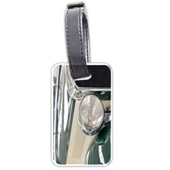 Auto Automotive Classic Spotlight Luggage Tags (Two Sides)