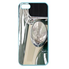 Auto Automotive Classic Spotlight Apple Seamless iPhone 5 Case (Color)