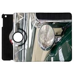 Auto Automotive Classic Spotlight Apple iPad Mini Flip 360 Case