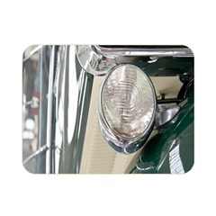 Auto Automotive Classic Spotlight Double Sided Flano Blanket (Mini)