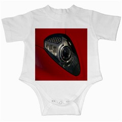 Auto Red Fast Sport Infant Creepers
