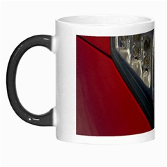 Auto Red Fast Sport Morph Mugs