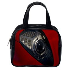 Auto Red Fast Sport Classic Handbags (One Side)