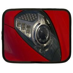 Auto Red Fast Sport Netbook Case (XXL)