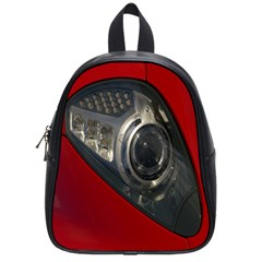 Auto Red Fast Sport School Bags (Small)