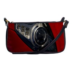 Auto Red Fast Sport Shoulder Clutch Bags