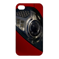 Auto Red Fast Sport Apple Iphone 4/4s Hardshell Case