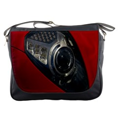 Auto Red Fast Sport Messenger Bags
