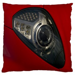 Auto Red Fast Sport Large Cushion Case (One Side)