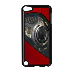 Auto Red Fast Sport Apple Ipod Touch 5 Case (black)