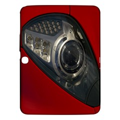 Auto Red Fast Sport Samsung Galaxy Tab 3 (10 1 ) P5200 Hardshell Case