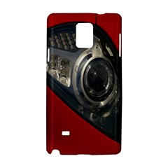 Auto Red Fast Sport Samsung Galaxy Note 4 Hardshell Case