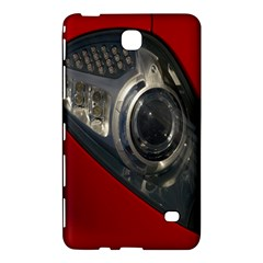 Auto Red Fast Sport Samsung Galaxy Tab 4 (7 ) Hardshell Case