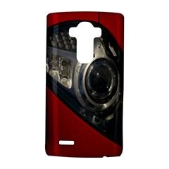 Auto Red Fast Sport LG G4 Hardshell Case