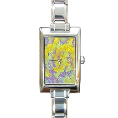 Backdrop Background Abstract Rectangle Italian Charm Watch