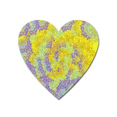 Backdrop Background Abstract Heart Magnet