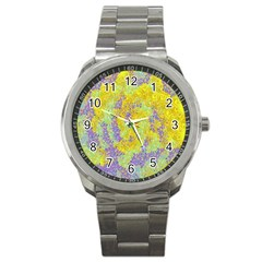 Backdrop Background Abstract Sport Metal Watch