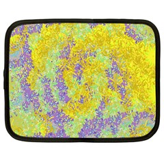 Backdrop Background Abstract Netbook Case (Large)