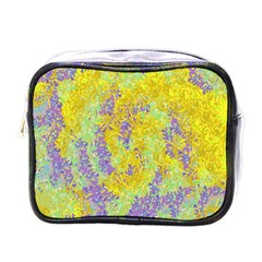 Backdrop Background Abstract Mini Toiletries Bags