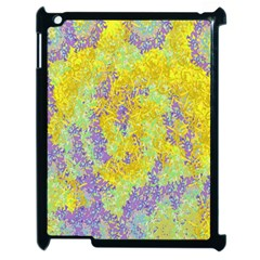 Backdrop Background Abstract Apple iPad 2 Case (Black)