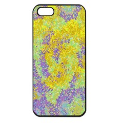 Backdrop Background Abstract Apple iPhone 5 Seamless Case (Black)
