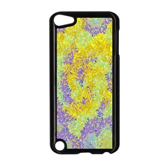 Backdrop Background Abstract Apple iPod Touch 5 Case (Black)