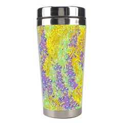 Backdrop Background Abstract Stainless Steel Travel Tumblers