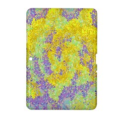 Backdrop Background Abstract Samsung Galaxy Tab 2 (10.1 ) P5100 Hardshell Case
