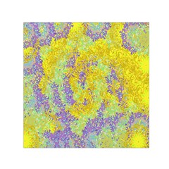 Backdrop Background Abstract Small Satin Scarf (square)