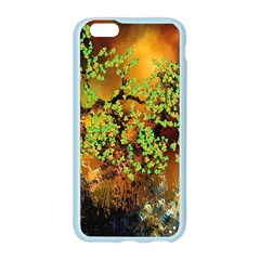 Backdrop Background Tree Abstract Apple Seamless iPhone 6/6S Case (Color)