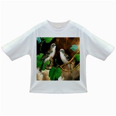 Backdrop Colorful Bird Decoration Infant/Toddler T-Shirts