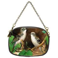 Backdrop Colorful Bird Decoration Chain Purses (Two Sides)