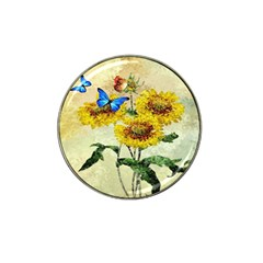Backdrop Colorful Butterfly Hat Clip Ball Marker