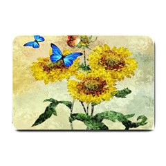 Backdrop Colorful Butterfly Small Doormat