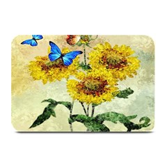 Backdrop Colorful Butterfly Plate Mats