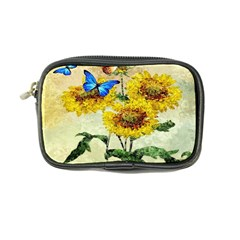 Backdrop Colorful Butterfly Coin Purse