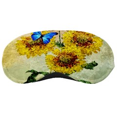 Backdrop Colorful Butterfly Sleeping Masks