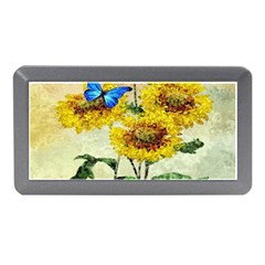 Backdrop Colorful Butterfly Memory Card Reader (mini)
