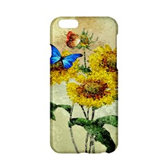 Backdrop Colorful Butterfly Apple Iphone 6/6s Hardshell Case