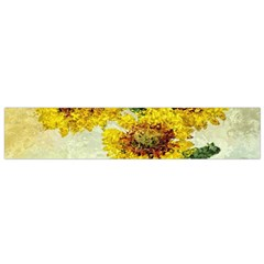 Backdrop Colorful Butterfly Flano Scarf (small)
