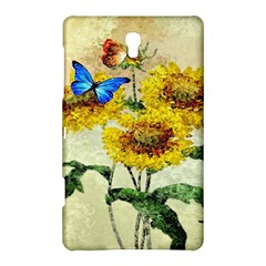Backdrop Colorful Butterfly Samsung Galaxy Tab S (8 4 ) Hardshell Case