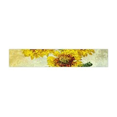 Backdrop Colorful Butterfly Flano Scarf (mini)