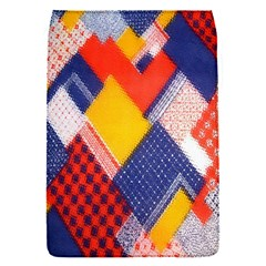 Background Fabric Multicolored Patterns Flap Covers (s)