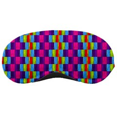 Background For Scrapbooking Or Other Patterned Wood Sleeping Masks