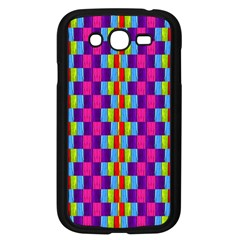 Background For Scrapbooking Or Other Patterned Wood Samsung Galaxy Grand DUOS I9082 Case (Black)