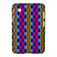 Background For Scrapbooking Or Other Patterned Wood Samsung Galaxy Tab 2 (7 ) P3100 Hardshell Case